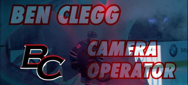 Ben Clegg Camera Operator Reel